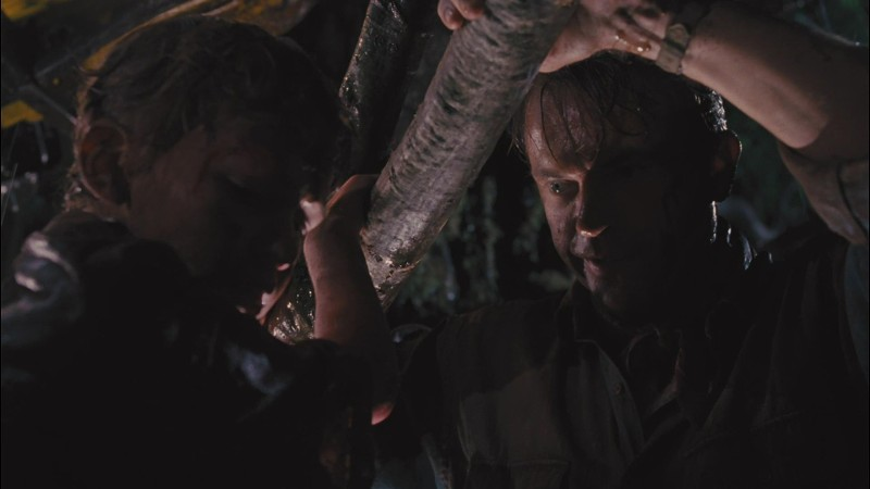 'Jurassic Park 3D' Clip: This Is Impossible