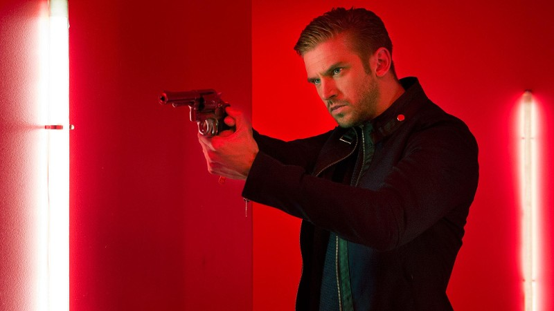 'Downton Abbey' Star Dan Stevens Gets Creepy in the New Thriller 'The Guest'