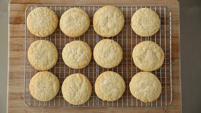 Sugar Cookies, When You Yearn For Simpler Times