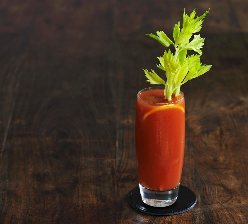 Killer Brunch Bloody Marys