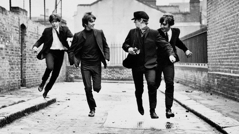 The Beatles Admit to Being 'Dead Nervous' in a Behind-the-Scenes Look at 'A Hard Day's Night'