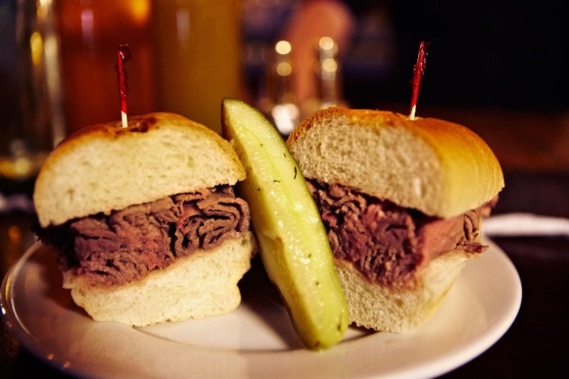WATCH: The Search for the Original French Dip