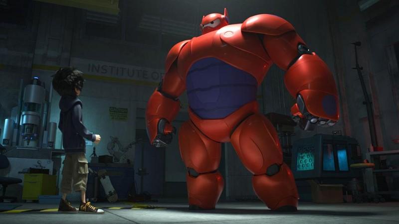 First Teaser for Marvel and Disney's 'Big Hero 6': Meet Their 'Huggable' Robot