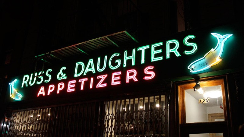 Armchair Diner: New York City