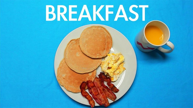 This Look At What The World Eats For Breakfast Is Unbelievably Delightful