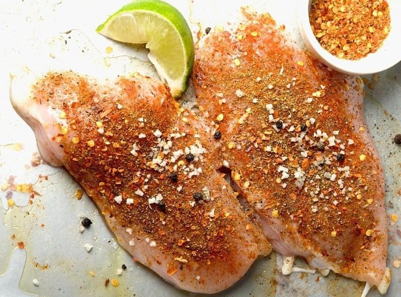 Citrus Coriander Rub, for Awesomer Grilling
