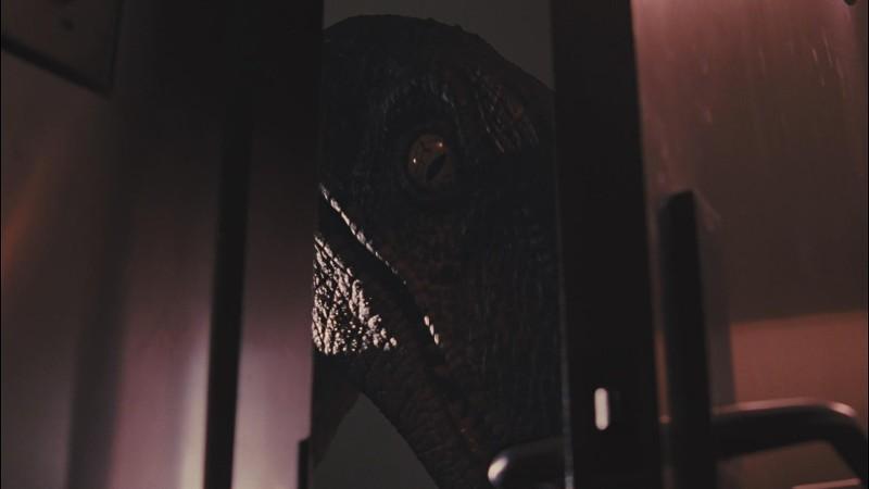 'Jurassic Park 3D' Clip: Inside