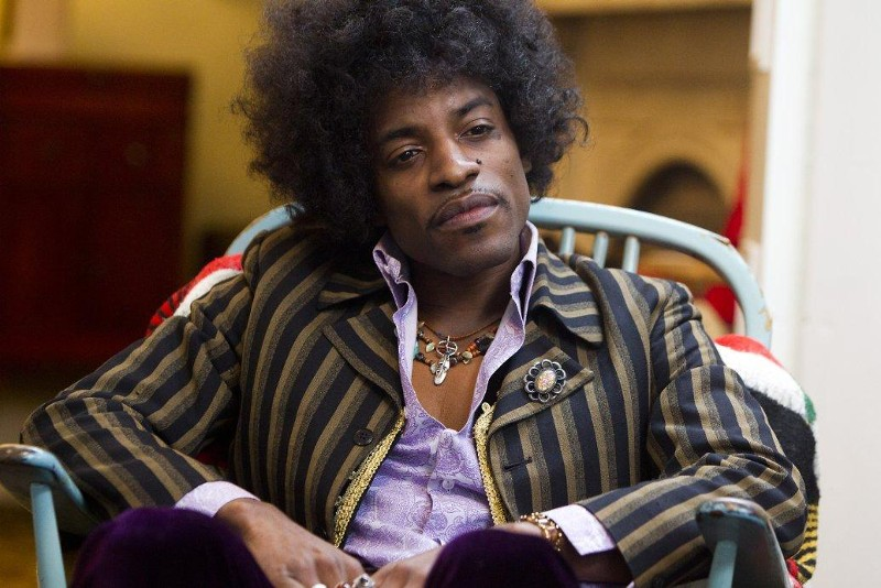 The Jimi Hendrix Experience: New Trailer for 'All Is By My Side'