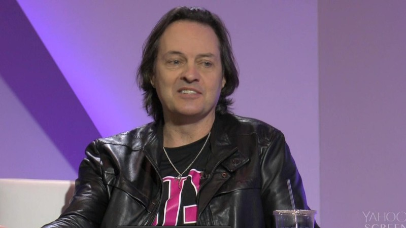 "T-Mobile CEO John Legere: ""I Just Wanted To Hear Macklemore"""
