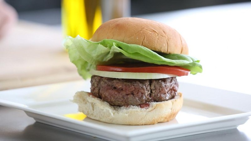 Perfect Your Hamburger Patty