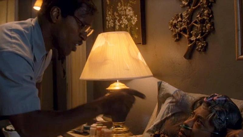 The Amazing Spider-Man 2: Electro's Mum Deleted Scene (Exclusive)