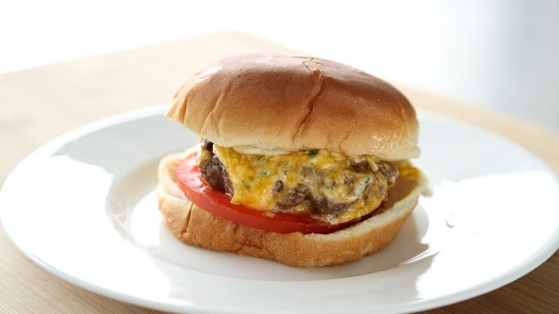Pimento Cheese on Your Burger
