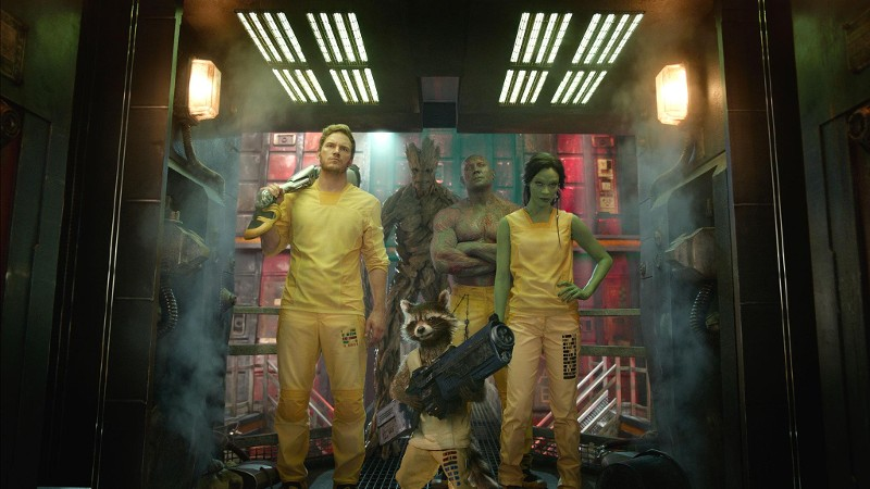 New 'Guardians of the Galaxy' Trailer: Maximum Pratt