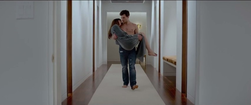 Oh, Bondage! The 'Fifty Shades of Grey' Trailer is Here