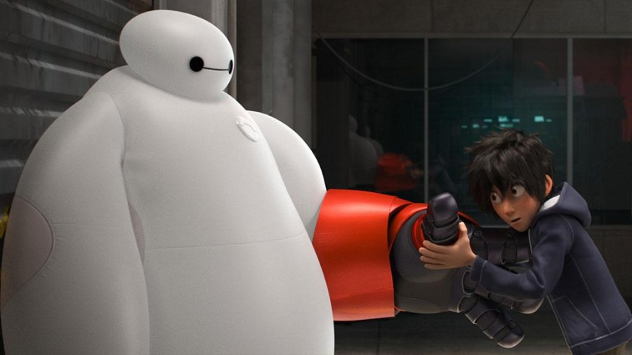 Disney Throws Out the Marvel Rulebook for 'Big Hero 6'