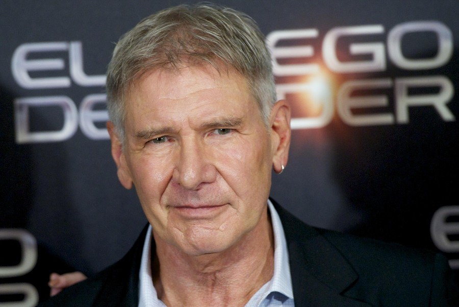 Harrison Ford Injured on the 'Star Wars: Episode VII' Set