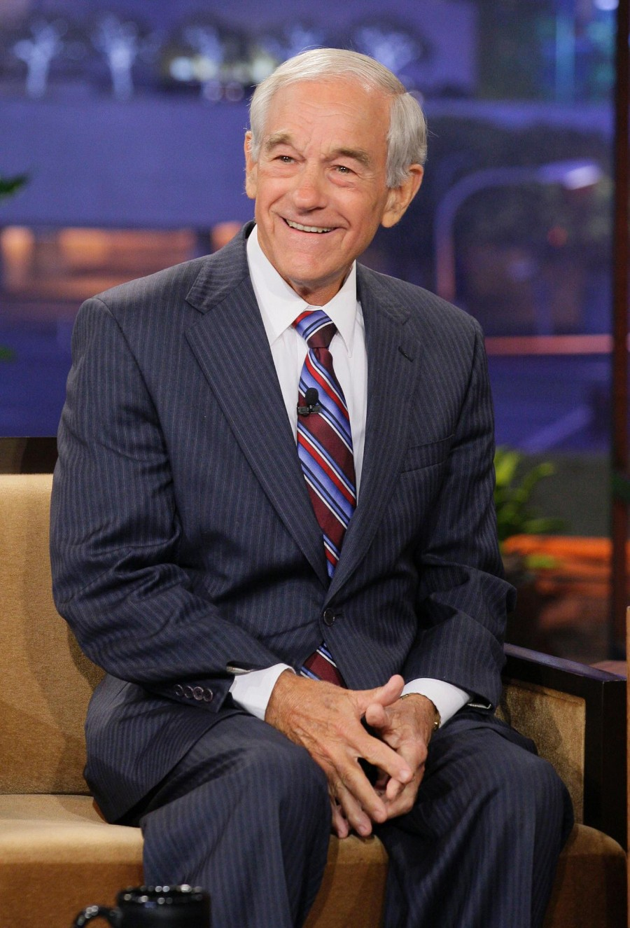 Ron Paul to Make Acting Debut in Part 3 of 'Atlas Shrugged'