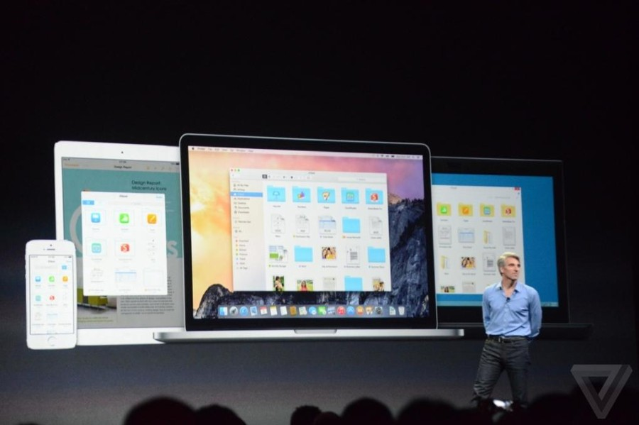 Apple's iCloud Drive Takes on Dropbox and Google Drive