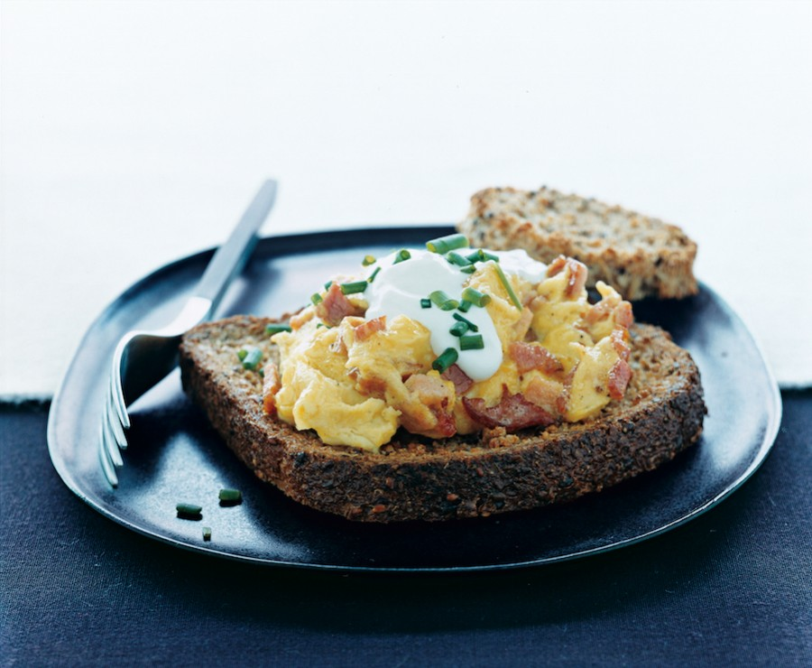 Scramble Eggs Like This, Change The Way You View the Morning