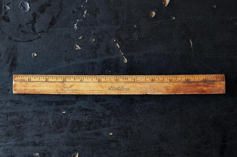 Why a Ruler Belongs in Your Kitchen. Now.