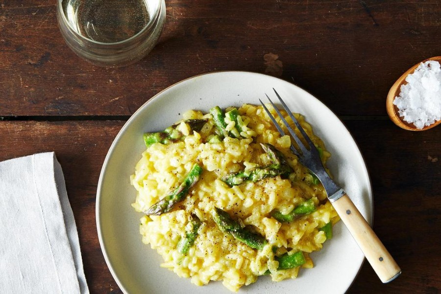 Risotto for Vegans, Just in Time for Spring
