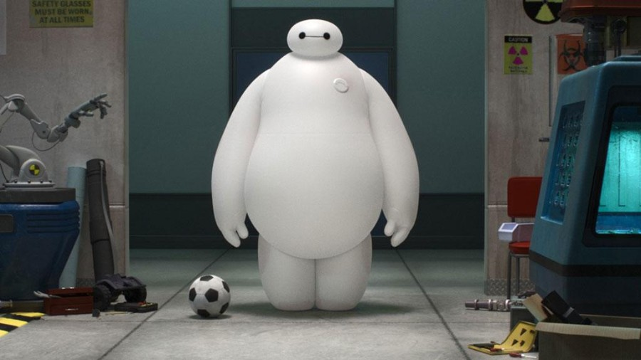 First Teaser for Marvel and Disney's 'Big Hero 6': Meet Their 'Huggable' Robot