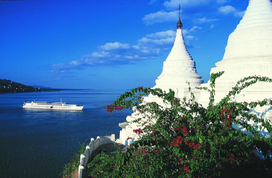 4. Irrawaddy River