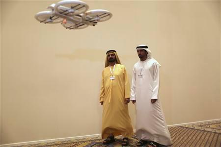 Dubai Plans to Start Drone Deliveries Within the Year