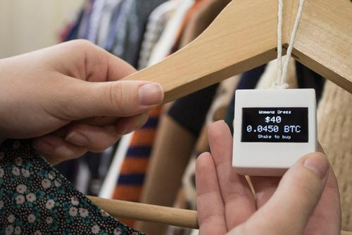 Bitcoin Price Tag Brings the Volatile Virtual Currency to Real-World Stores