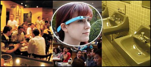 Seven Urgent Ethical Dilemmas for Google Glass