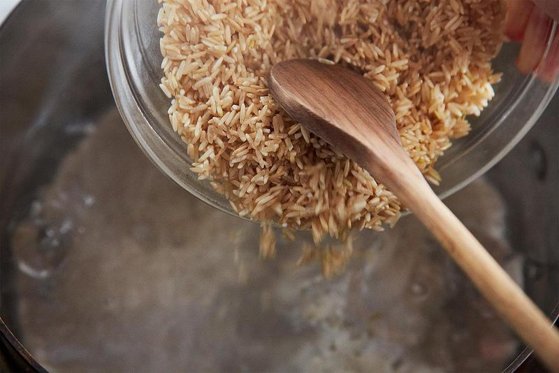 How to Cook Perfect Brown Rice