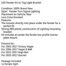降價《極限超快感》Victory Vegas 勝利拉斯維加斯03-17擋泥板燈