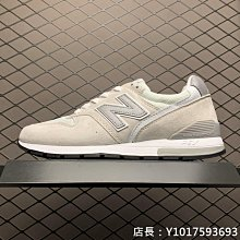 NEW BALANCE 996 3M反光 白灰 休閒運動 慢跑鞋 CM996BT  男女鞋