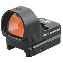 【WKT】Vector Optics 維特 Frenzy 1x22x26 MOS 內紅點 瞄準鏡-VSCRD-36