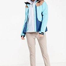 【荳荳物語】芬蘭品牌ICEPEAK  CERICE刷毛軟殼保暖女款滑雪褲(踩腳褲),防水係數10k,2980元