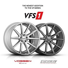 優路威美國 VOSSEN CVT VFS1 VFS2 輕量化鋁圈 BMW M3 M4 M5 M6 F10 F80 HRE
