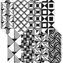 【HS磁磚生活館】進口西班牙10x30風箏系列EQ103001-2A花磚 長形六角磚普普風特殊磚 廚房玄關浴室地壁兩用磚