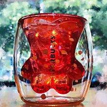 5Cgo【權宇】香港進口櫻花貓爪杯正品STARBUCKS星巴克雙層玻璃杯220ml 另有中國製非正品特價490元 含稅