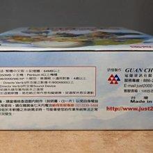 二手光碟:雞蛋糕啪啪走,勇敢向前衝國際中文版(1光碟)│冠捷CD│七成新