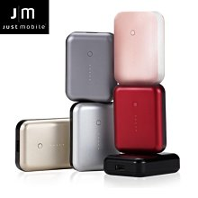 Just Mobile Gum++ 6000mAh 2.5A USB 鋁合金行動電源 iPhone iPad 喵之隅