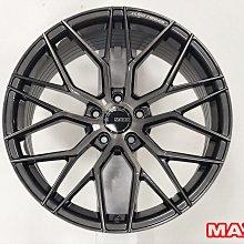 小李輪胎 泓越 M11 19吋 旋壓鋁圈 福特 FOCUS VOLVO Jaguar 5孔108車系適用 特價歡迎詢價