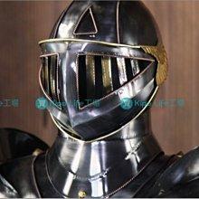 KIPO-餐廳飯店客廳擺飾裝潢中世紀鋼板盔甲鐵人150CM-RHA0101S0A