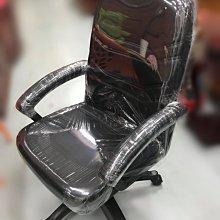 宏品二手家具館 全新中古傢俱拍賣 EA718AC*全新黑色皮製氣壓OA辦公椅* 辦公家具 電腦椅 辦公椅 新竹苗栗彰化