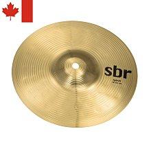 """《宸緯樂器》全新加拿大品牌Sabian專業爵士鼓吊鈸SBR 10"""" splash《特價出清,第2件5折,售完為止》"""