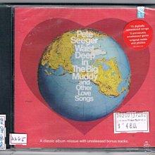 [鑫隆音樂]西洋CD-PETE SEEGER:WAIST DEEP IN THE BIG MUDDY/原裝進口盤 (全新)