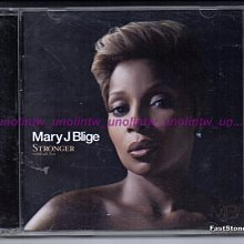 799免運CD~MARY J. BLIGE布萊姬【STRONGER WITH EACH TEAR】美國葛萊美獎專輯免競標