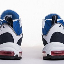 D-BOX  Nike Air Max 98 Gundam 氣墊 鋼彈 子彈 慢跑鞋 藍紅 640744-100