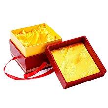 熱銷款-碗具禮盒 銀碗銀筷子銀擺件禮品盒臻品珍藏專用盒