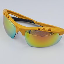 apex909運動眼鏡 太陽眼鏡 防風眼鏡 (單買鏡片不含框)強化防彈安全鏡片加工REVO彩虹鍍膜