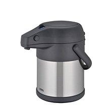 Thermos 膳魔師 不銹鋼真空氣壓式保溫壺 保溫瓶 (公司貨) 2200ml TAH-2200 2.2L